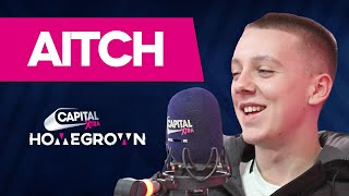 Aitch Reveals The Story Behind His Name & Talks Possible Lil Durk Collab