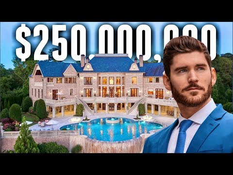 INSIDE The Top 7 Most Incredible MEGA MANSIONS in America