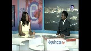 6 PM NEWS EQUINOXE TV  NOVEMBER 09th 2017