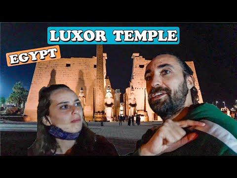 The Mighty Luxor Temple MUST VISIT 🇪🇬 معبد الأقصر
