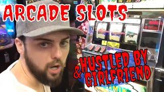 I THINK MY GF HUSTLED ME: Gambling on holidays (gambling vlog #16)