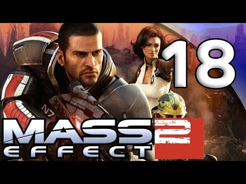 Mass Effect 2 - 18. Dying Star - Let's Play Mass Effect 2 Gameplay