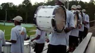 Huguenot High School Basses