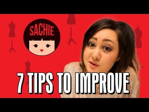 7 Ways to Take Your Cosplay To the Next Level! | Sachie