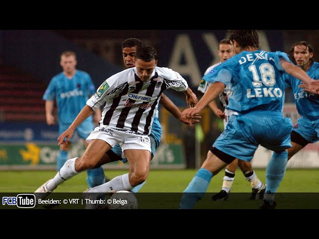 2005-2006 - Jupiler Pro League - 09. SC Charleroi - Club Brugge 3-3