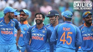 India decimate West Indies to win series 3-1   Daily Cricket News