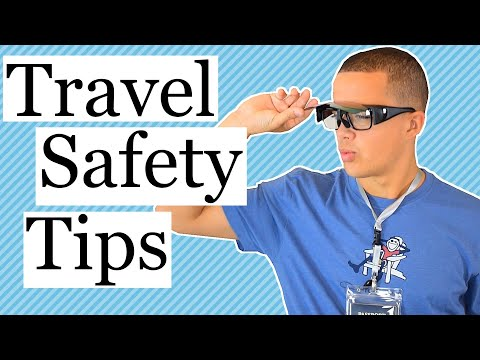Top 5 Travel Safety Tips When Traveling Abroad