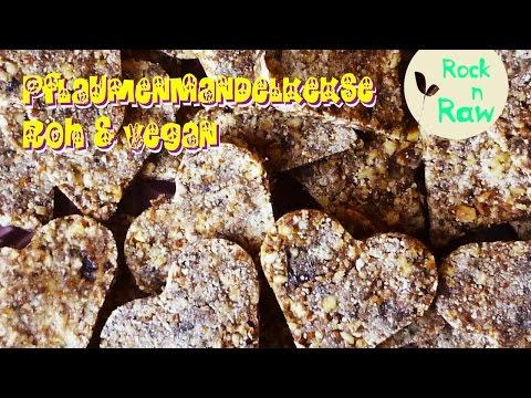 Pflaumenzimtplätzchen rohvegan