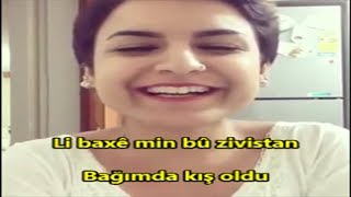 Derin Bir Ses - Ey Dilber Türkçe-Kürtçe Altyazı (Tirkî-Kurdî)
