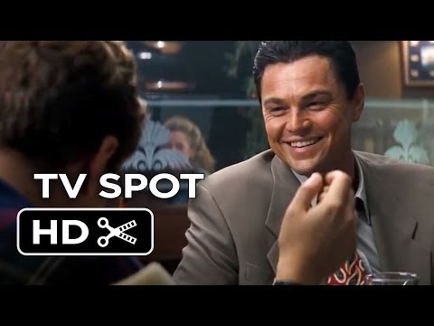 The Wolf of Wall Street TV SPOT - Excite (2013) - Martin Scorsese Movie HD
