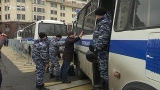 Ռուսաստանում այսօր ձերբակալվածների թիվն անցնում է 3 հարյուրը․ իրավապաշտպան կազմակերպություն