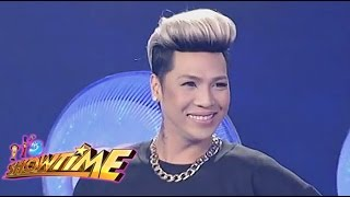Vice Ganda as It's Showtime's surprise hurado