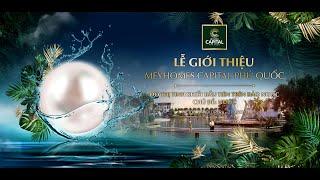 Event giới thiệu Meyhomes Capital - Chủ đề nước (27/09/2020) tại Hilton Hanoi Opera