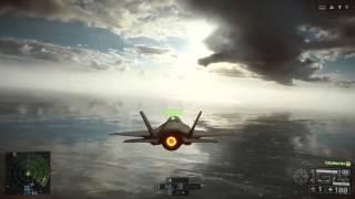 Battlefield 4 - Fliying Jets Gameplay