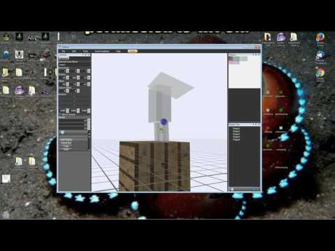 Making a Basic Techne Model