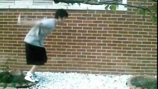 Parkour Training at Home