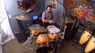 The Mars Volta - Cicatriz Esp (drum cover)
