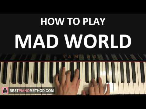 HOW TO PLAY - Gary Jules - Mad World...