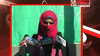 Girl in south Kashmir claims to have escaped a sex racket. Says many big personalities involved.