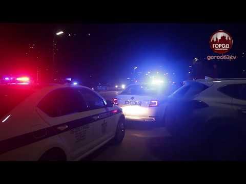 Видео с места ДТП где погиб ребёнок