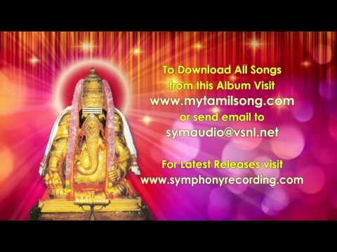 Suthan  Onbathu Kolum - Vinayagar Songs - Juke Box - Full