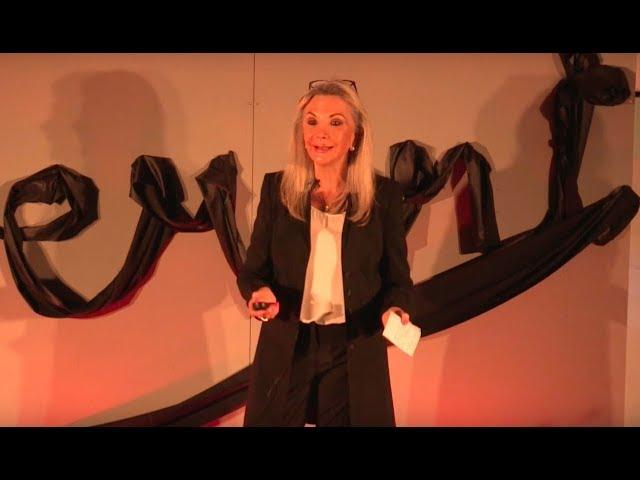 Resilience Inspiration Education via Art | Gina Diez Barosso de Franklin | TEDxCourtauldInstitute