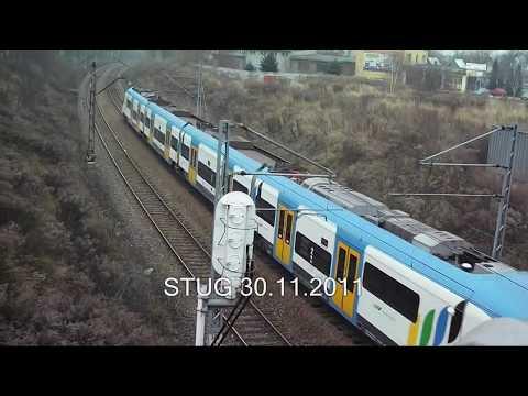 Kolejowy Będzin - Remont Dworca PKP Będzin Miasto i nie tylko (Video Relacja)
