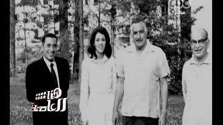 بالفيديو.. هدى عبد الناصر: 'هيكل' كتب خطاب تنحي الزعيم الراحل عقب نكسة 67