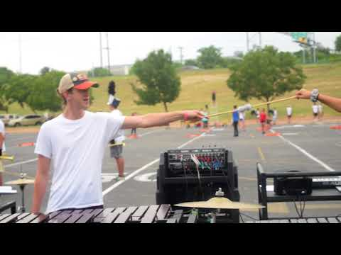 A Day in the Life of the Austin High School Marching Band 2017