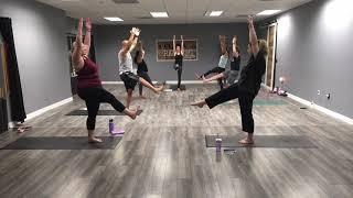 Yoga Shred - December 8, 2020