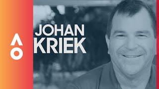 Open Plate with Johan Kriek | Australian Open 2018