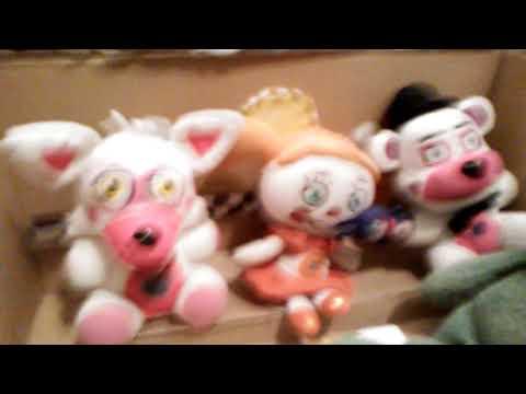 Circus baby pizza world episode 1