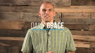 The Bible Is Full of Rocks - Daily Grace 32