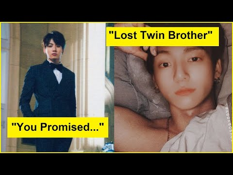 Jungkook FORCED into Marriage? Jungkook&39;s Twin Brother REVEAL in Shirt-less Photos?