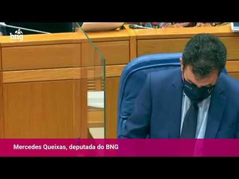 Mercedes Queixas pregunta no Parlamento pola conservación do BIC da Torre de Teodomiro
