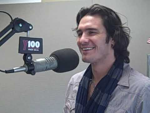 Joe Nichols interview with Y100's Randy Allen