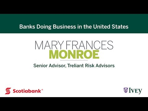 Banks Doing Business in the United States: Mary Frances Monroe