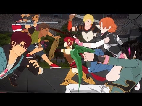 RWBY Volume 3 Chapter 2 Review - The Games Are Underway!