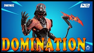 "Fortnite NEW ""DOMINATION"" SKIN in the ITEM SHOP! - NEW LEFTOVERS CHALLENGE // Playing With SUBSCRIBE"