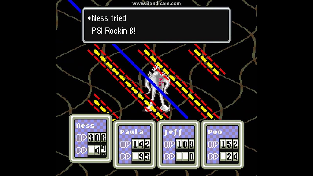 how to get psi special earthbound