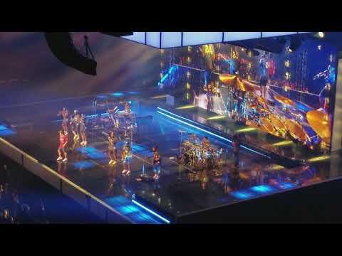 Bruno Mars - Treasure 24k Magic Tour Oakland