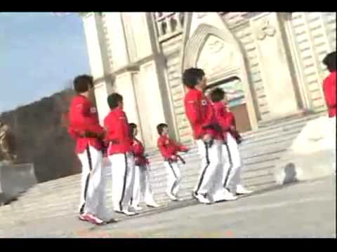 Taekwondo Dance   Bai quyen so 1
