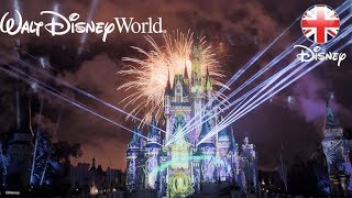 WALT DISNEY WORLD | Explore Walt Disney World Resort, Florida - 2018 | Official Disney UK