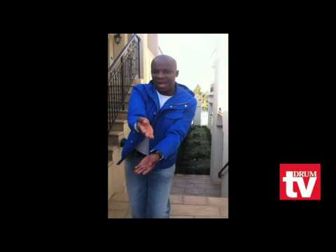 Thebe's dance moves