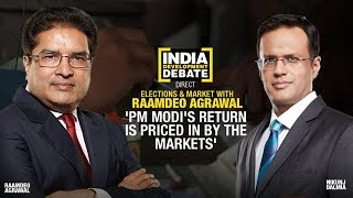 Markets And Mandate With Raamdeo Agarwal | Battle 2019 | India Development Debate