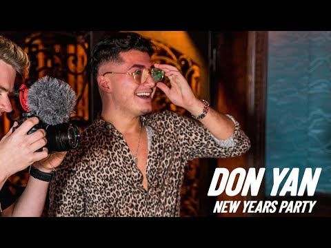 Don Yan Throws A Million Dollar New Years House Party (VLOG)