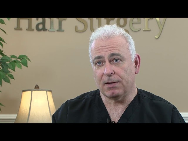 Dr  Michael Vories Explains the Advatages of FUE Hair Transplantation for African Americans