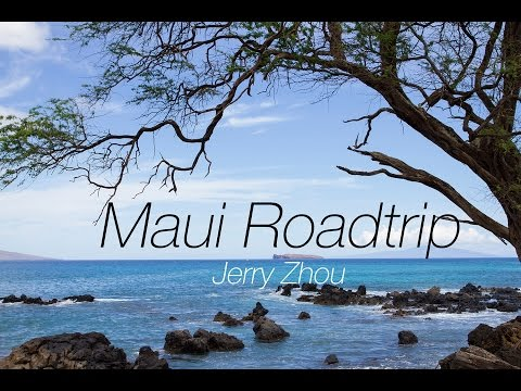 Maui Hawaii Road Trip