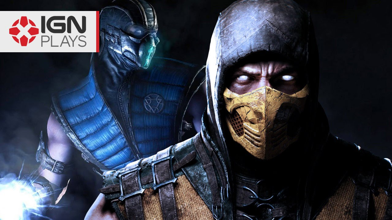 Mortal Kombat X Sub Zero And Scorpion Changes And Variations