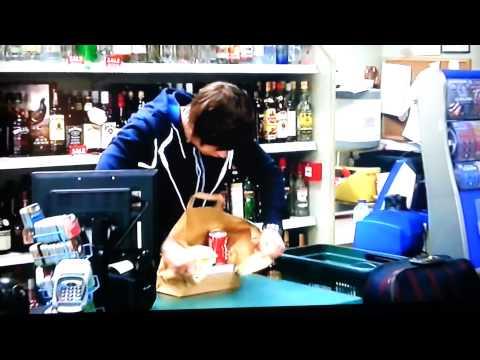 Ben Hanlin tricked shopping bag
